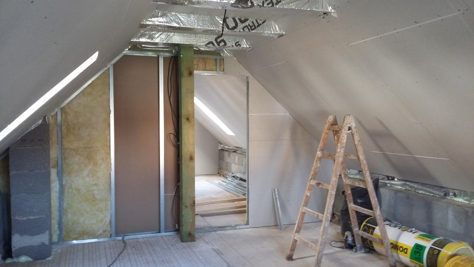 Rekonstrukcia podkrovia - Obrázok č. 15