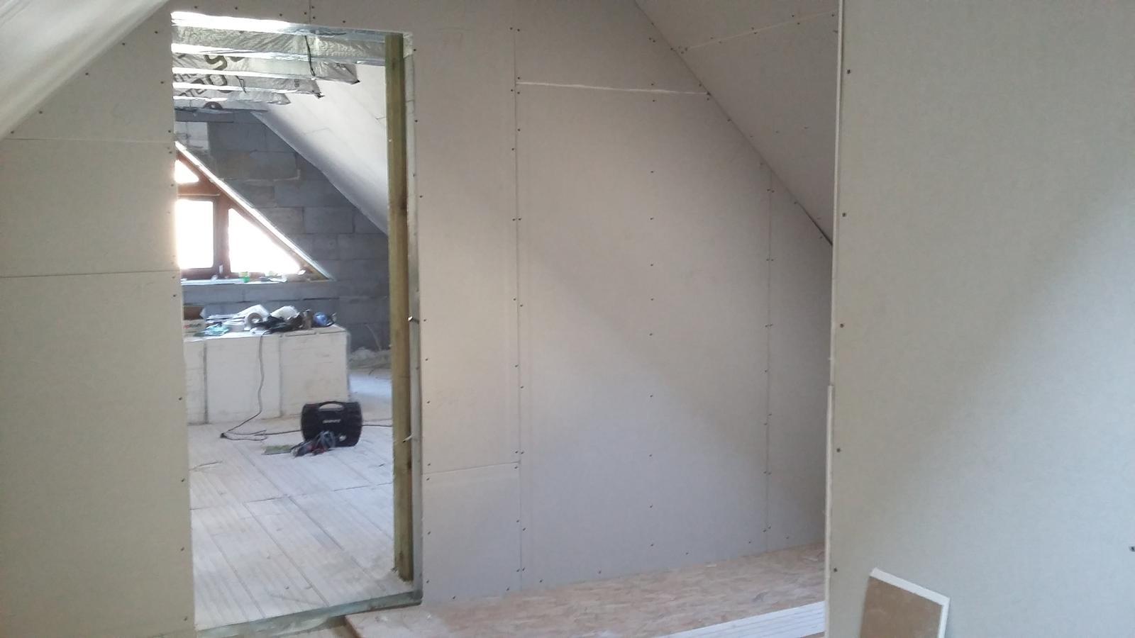 Rekonstrukcia podkrovia - Obrázok č. 16