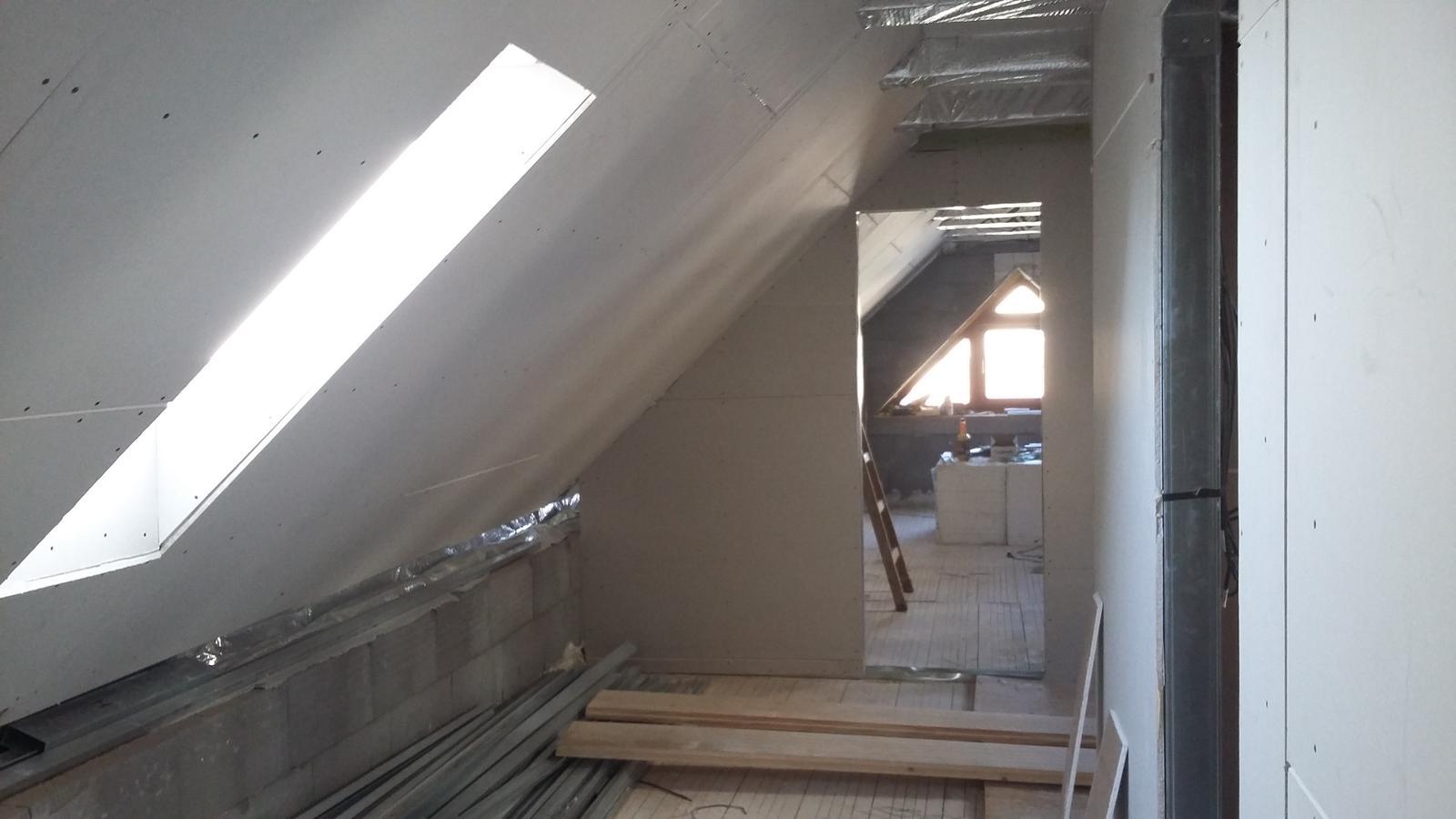 Rekonstrukcia podkrovia - Obrázok č. 17