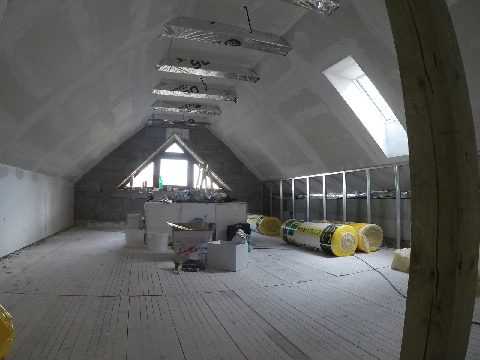 Rekonstrukcia podkrovia - Obrázok č. 20