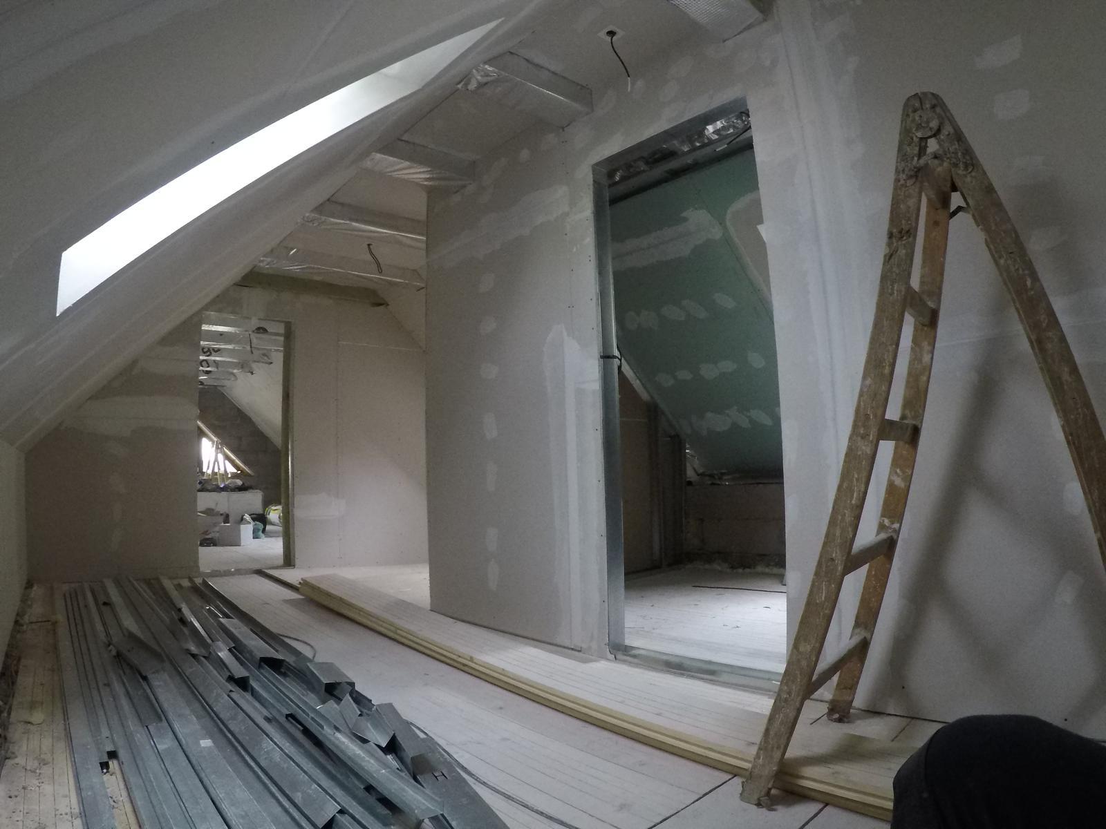 Rekonstrukcia podkrovia - Obrázok č. 21