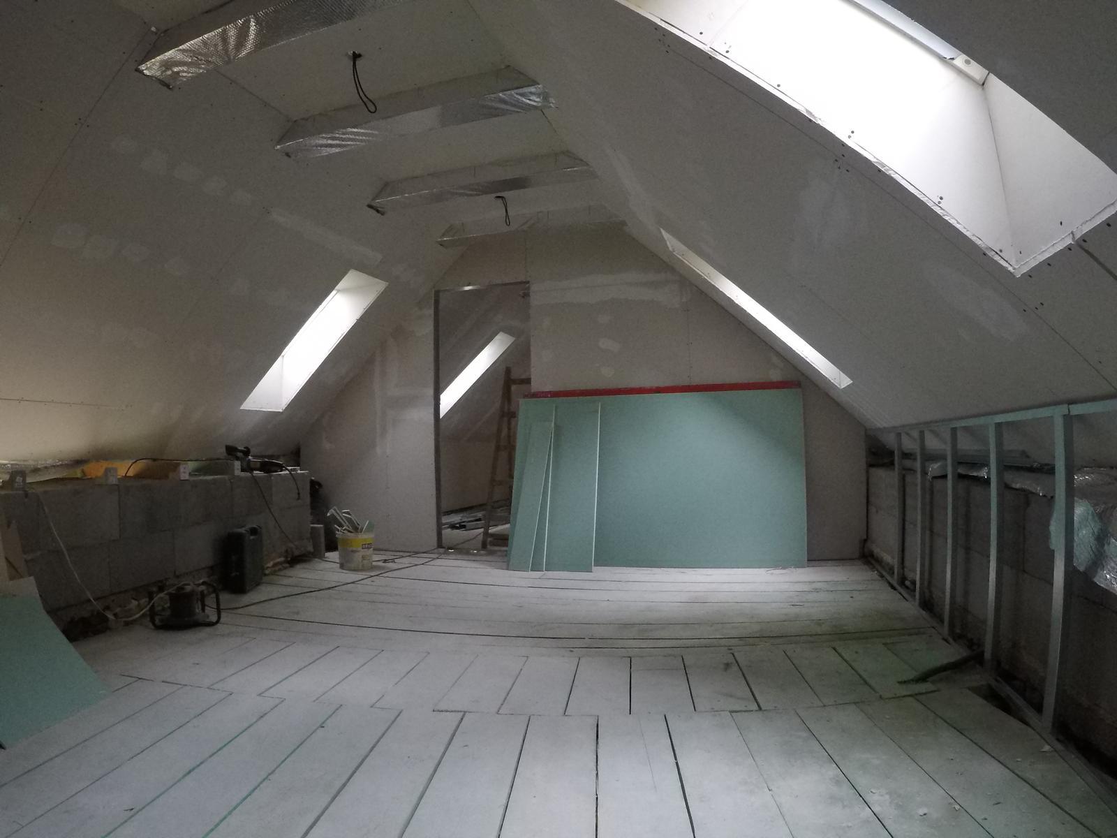 Rekonstrukcia podkrovia - Obrázok č. 22