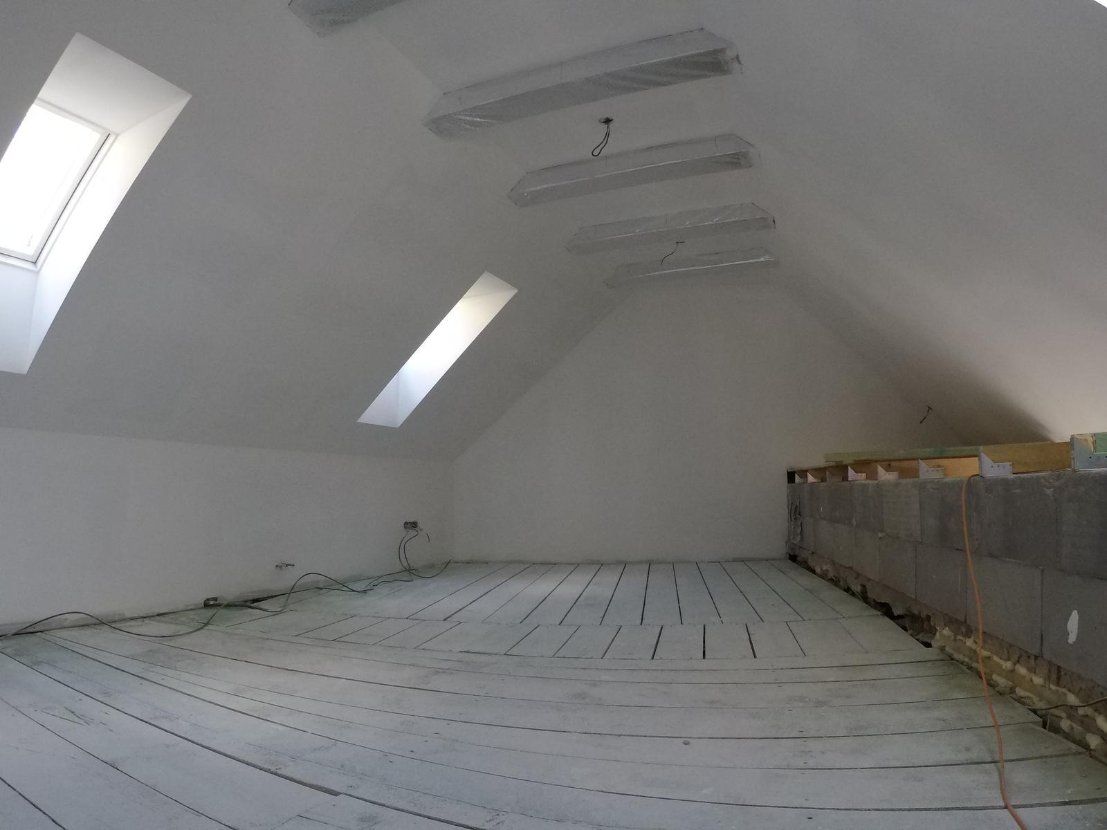 Rekonstrukcia podkrovia - Obrázok č. 23