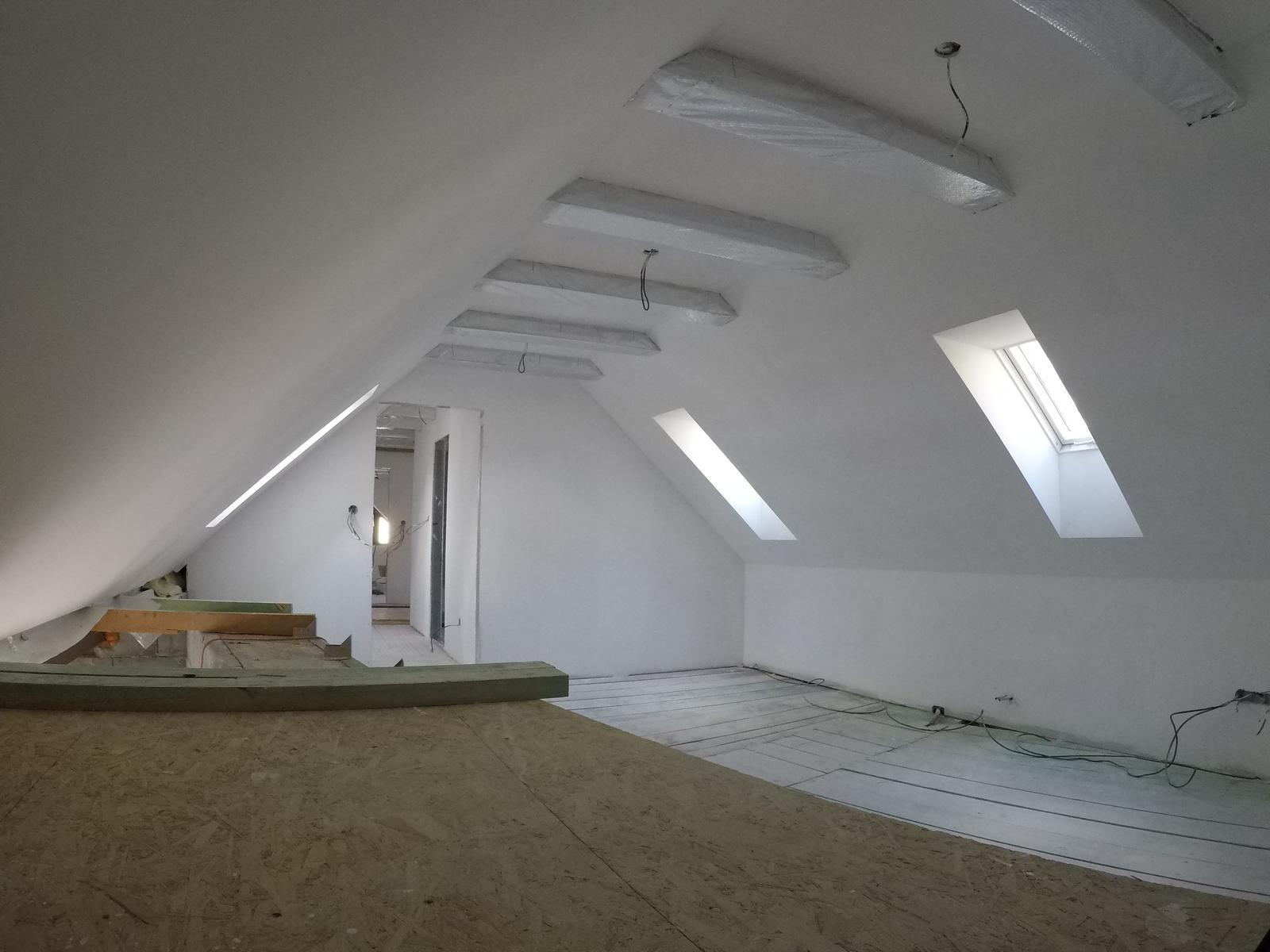 Rekonstrukcia podkrovia - Obrázok č. 24