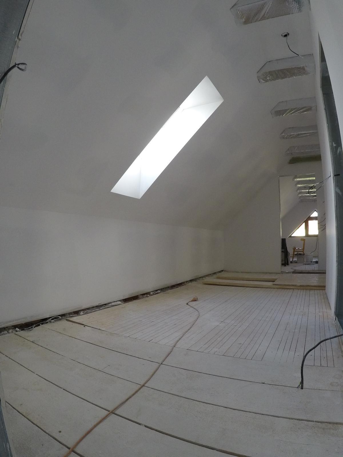 Rekonstrukcia podkrovia - Obrázok č. 25