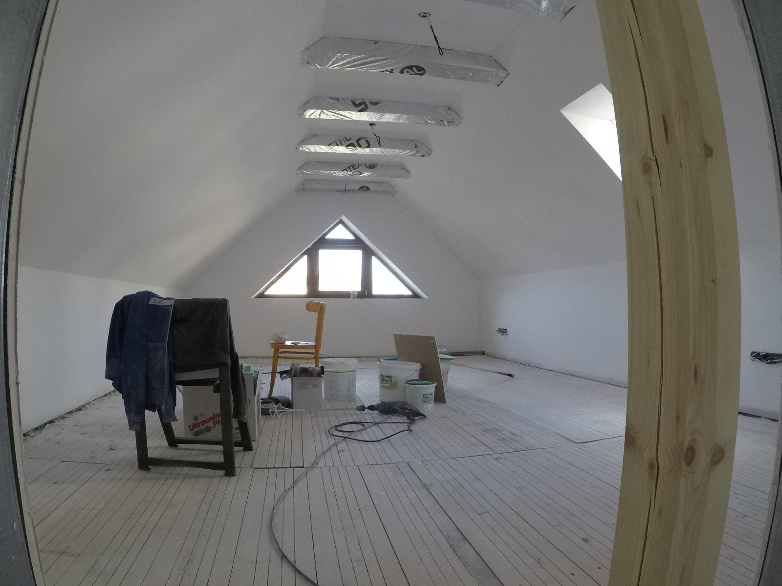 Rekonstrukcia podkrovia - Obrázok č. 26