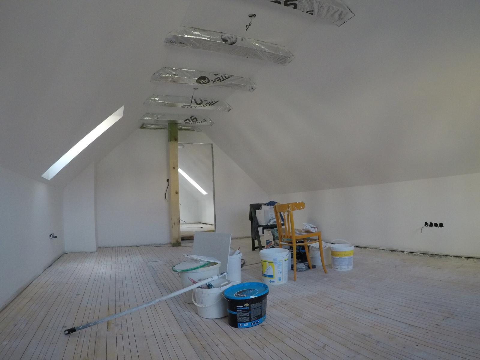 Rekonstrukcia podkrovia - Obrázok č. 27