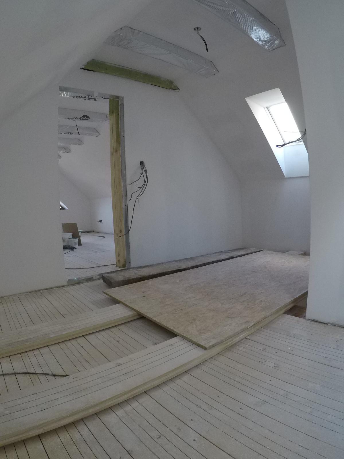 Rekonstrukcia podkrovia - Obrázok č. 28