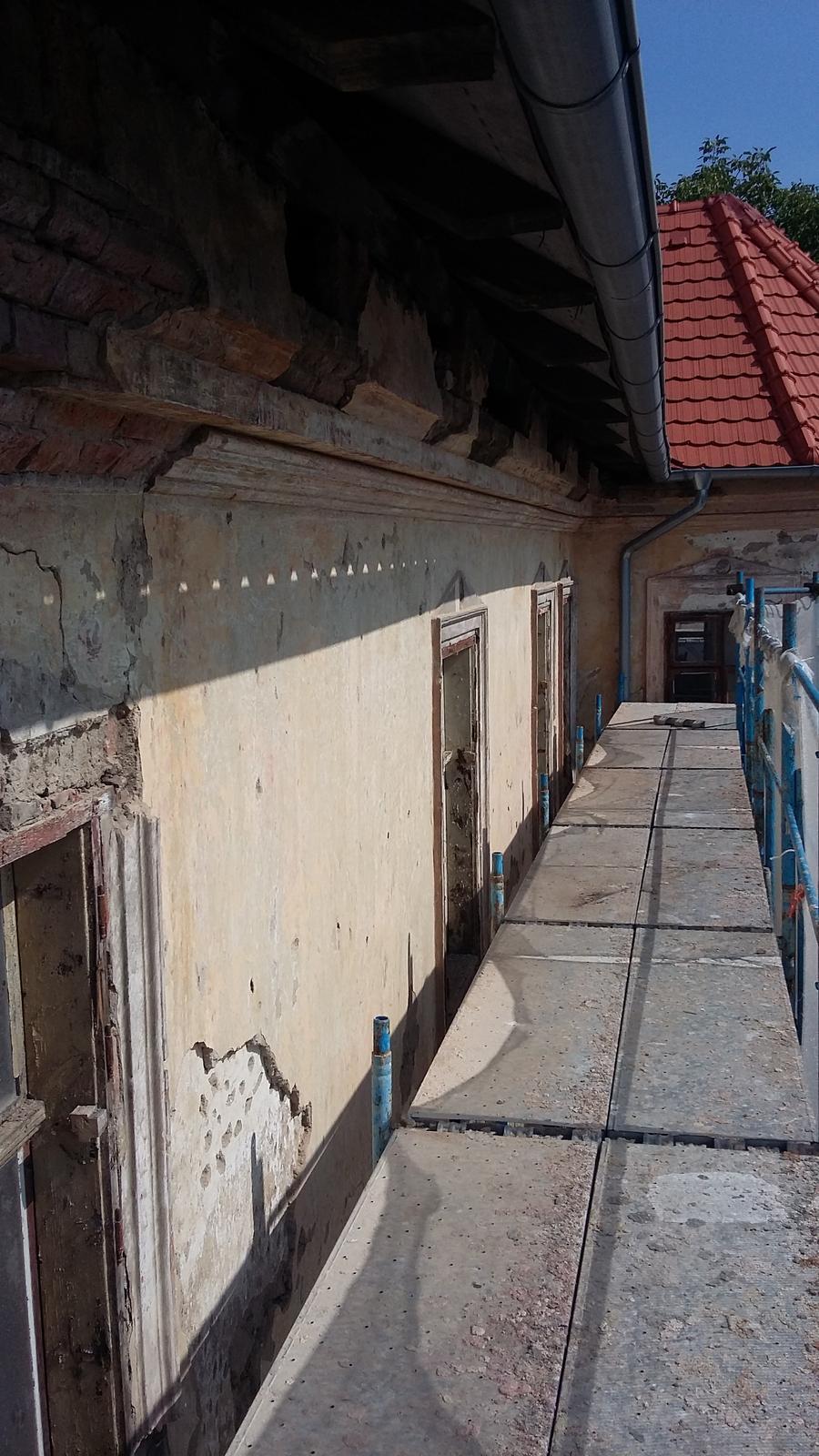 Rekonstrukcia  domu z 18- teho storocia - Obrázok č. 350