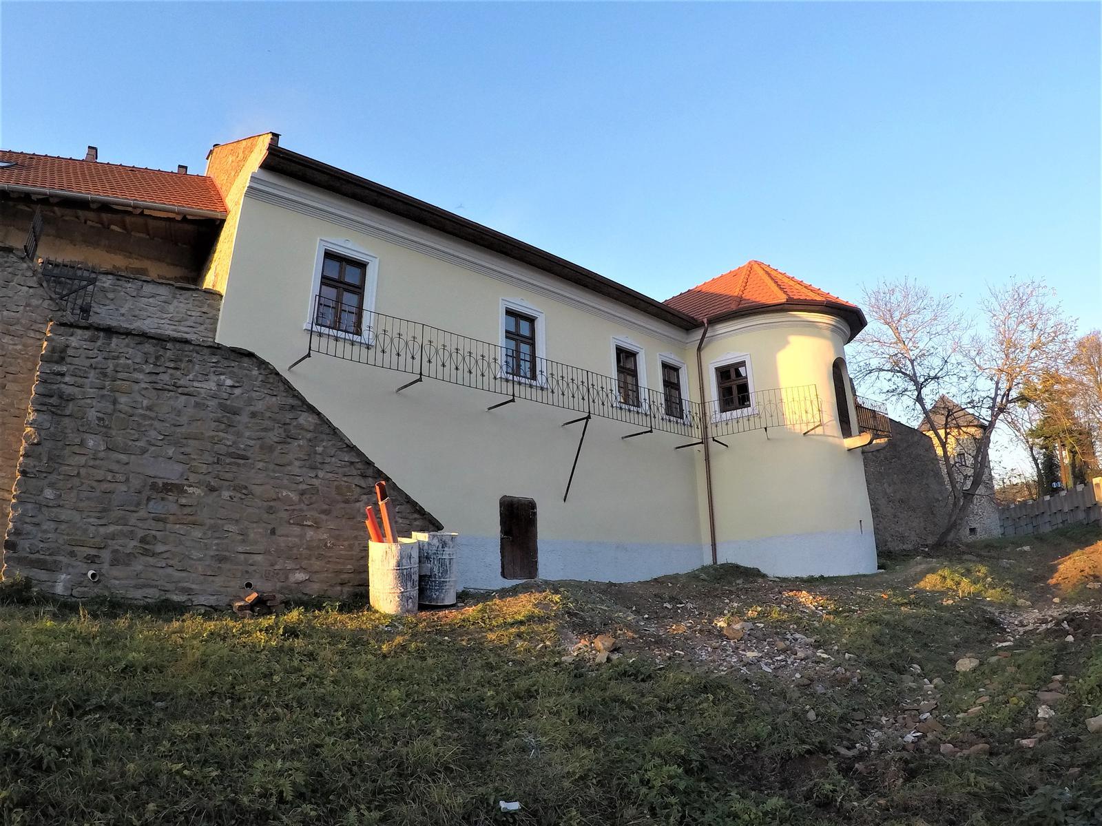 Rekonstrukcia  domu z 18- teho storocia - Obrázok č. 371