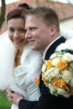 novomanželé Procházkovi :-)