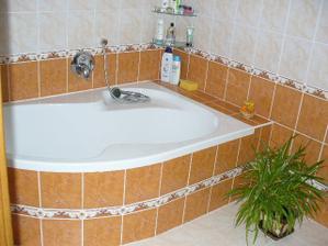 koupelna bude do oranžova