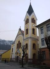Kostolík Notre Dame Trenčín