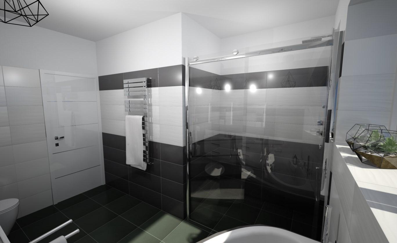 Návrh koupelny a WC - Obrázek č. 2