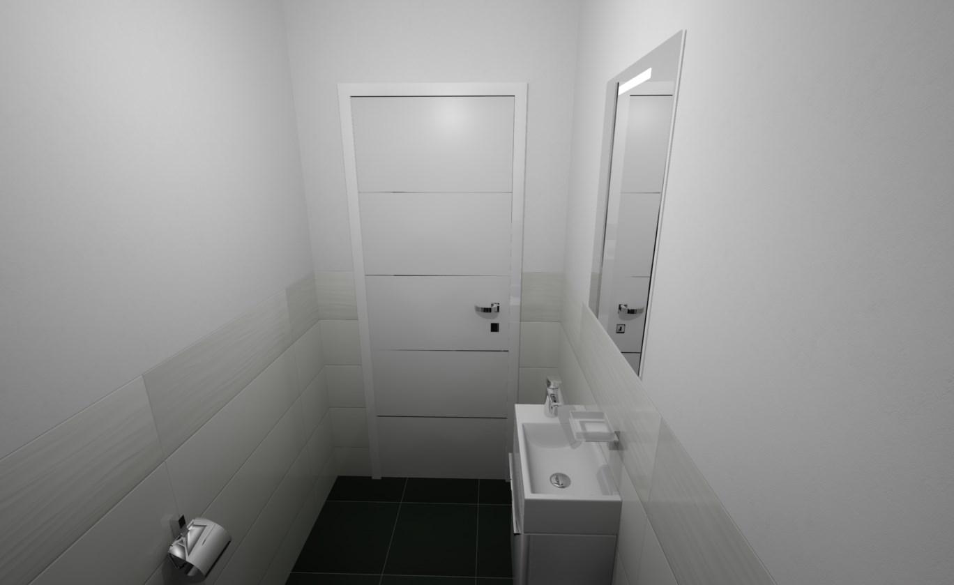Návrh koupelny a WC - Obrázek č. 3