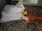 Svatební šaty 36 - 40, 38