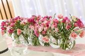 Guľatá váza,