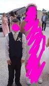 chlapecký oblek, 140