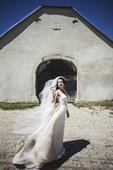 Nádherné svadobné šaty v boho štýle, 34