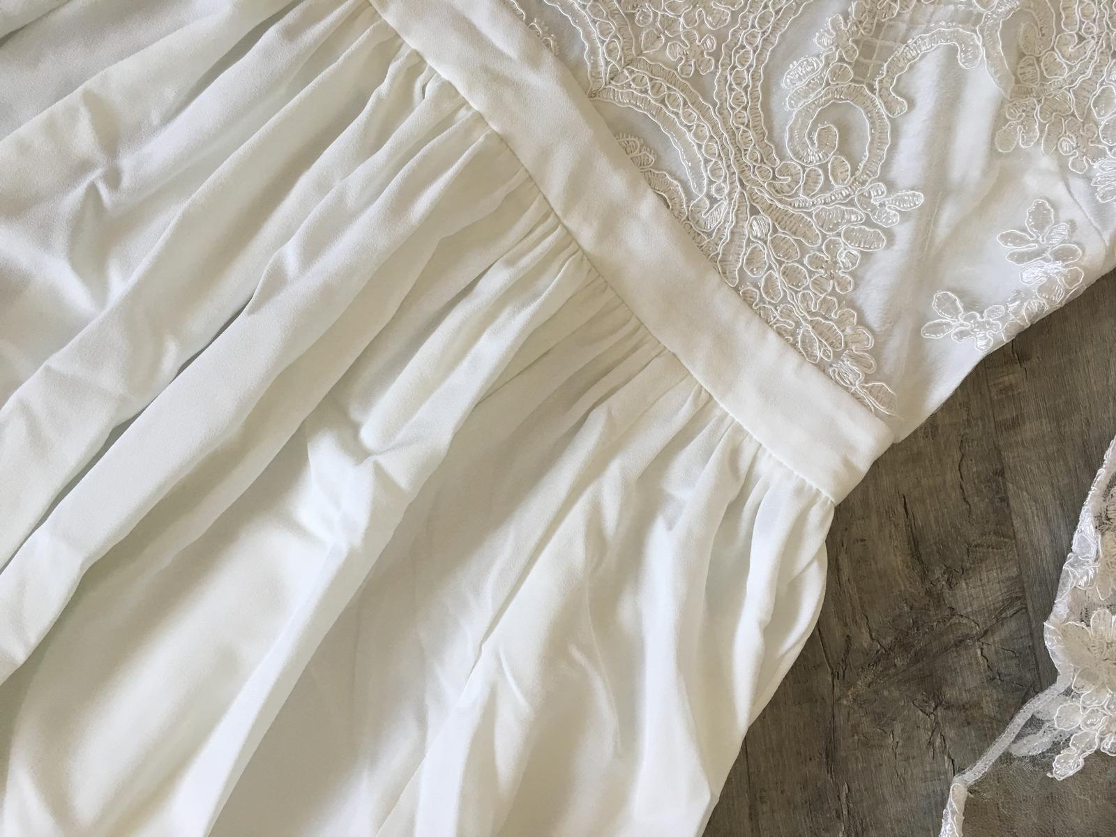Boho šaty s dlouhým rukávem - Obrázek č. 2