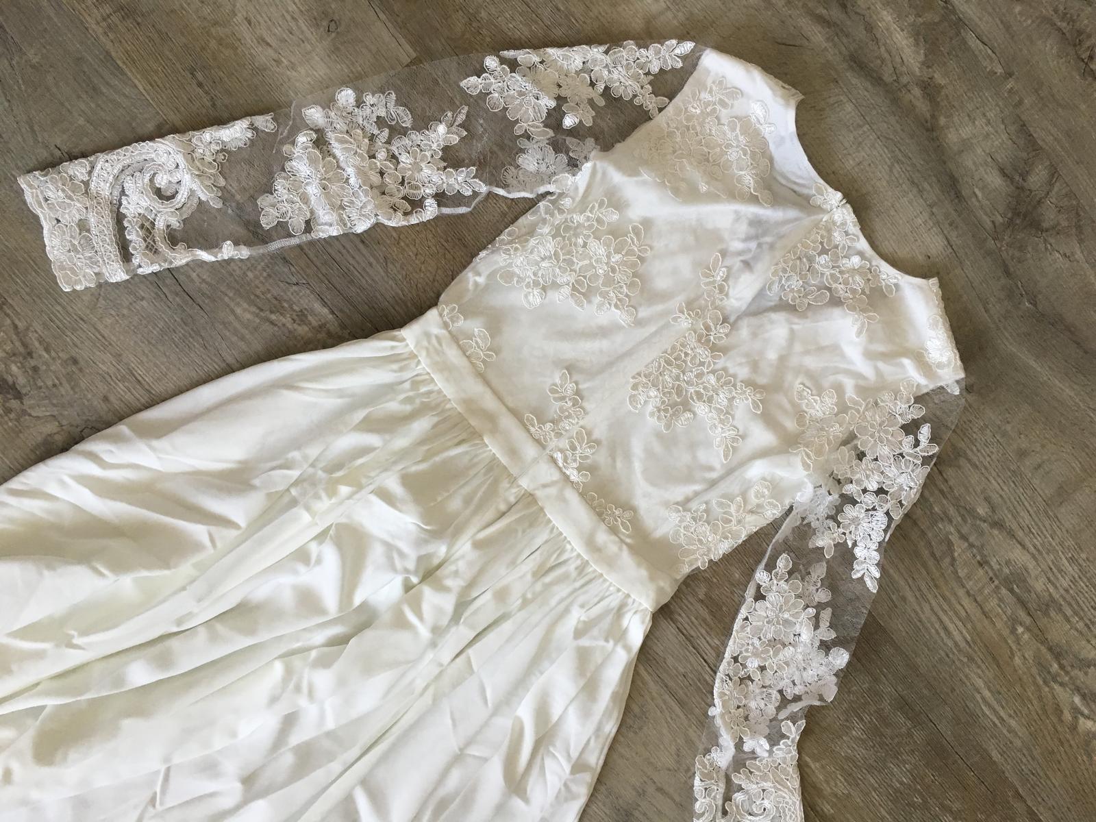 Boho šaty s dlouhým rukávem - Obrázek č. 3
