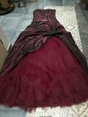 Dámské plesové šaty, 40