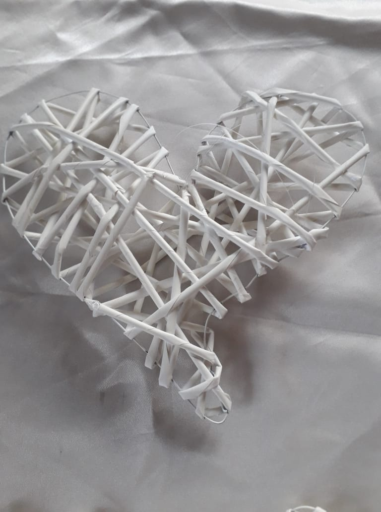 Srdíčko bílé - Obrázek č. 1
