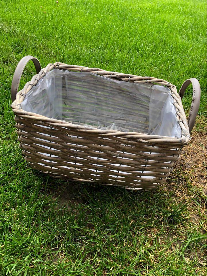 Proutěný košík - Obrázek č. 1