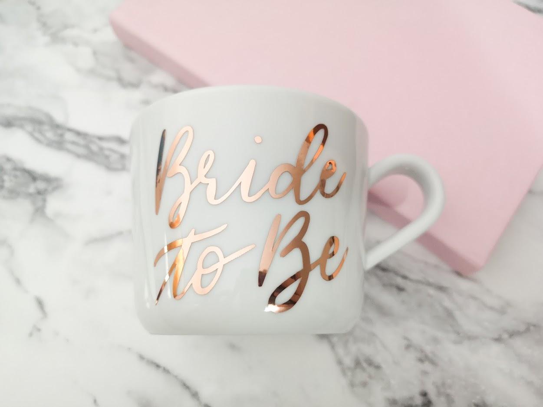 Hrníček Bride to be - Obrázek č. 1