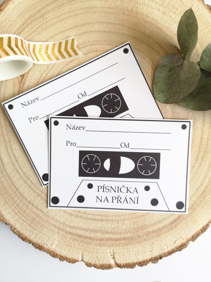 Kazeta pro DJ - Obrázek č. 1