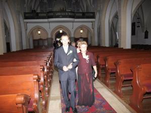 manžel s mamou