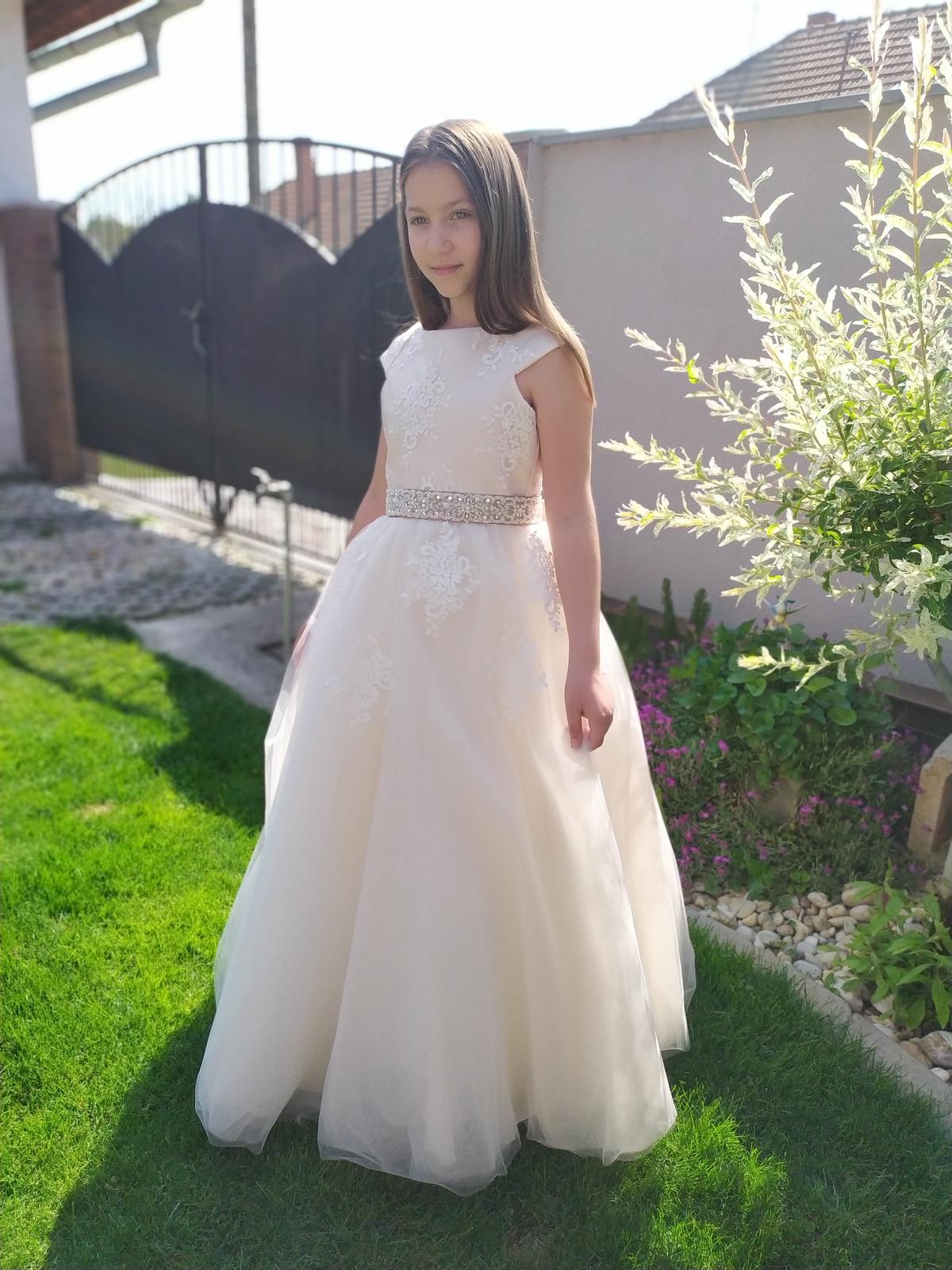 Slávnostné šaty NOVÉ - Obrázok č. 2