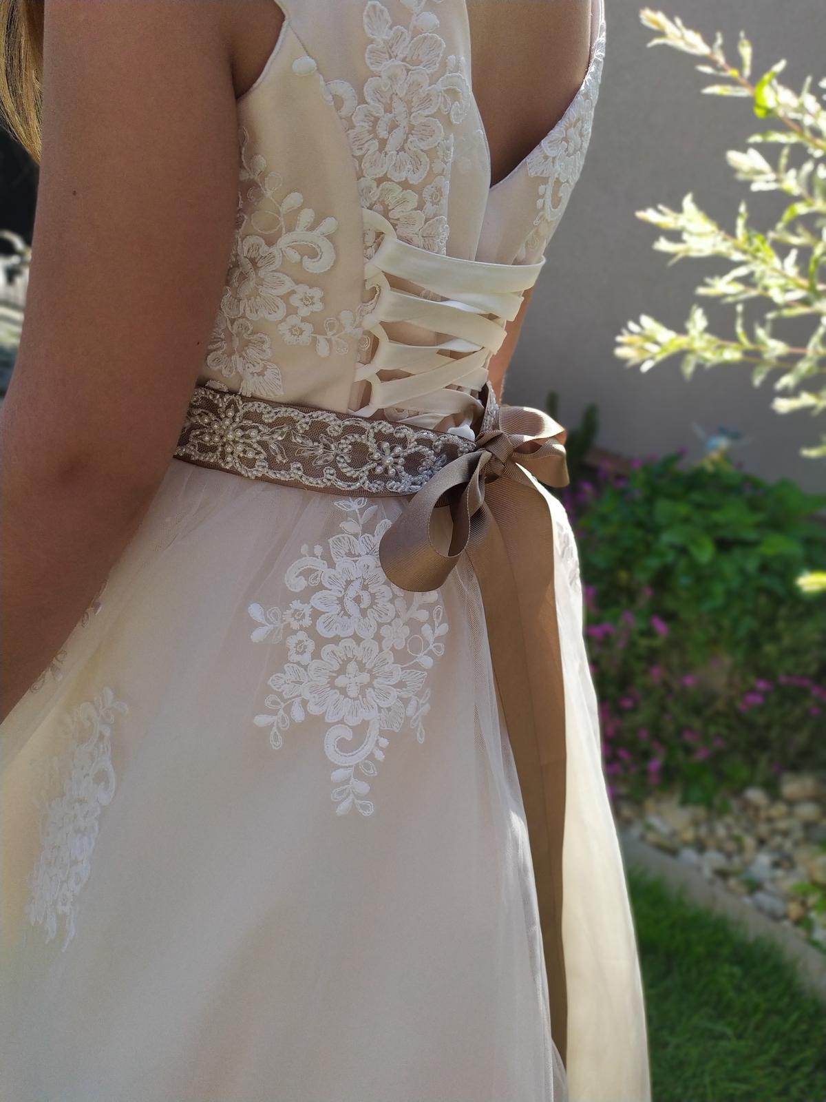 Slávnostné šaty NOVÉ - Obrázok č. 3