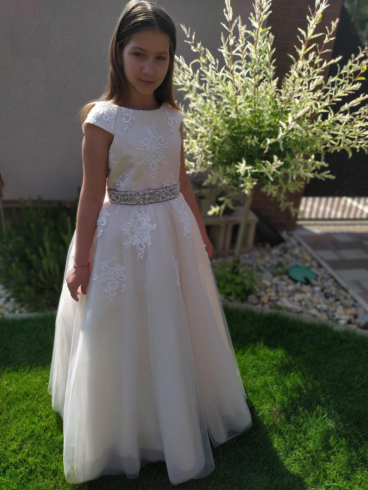Slávnostné šaty NOVÉ - Obrázok č. 4