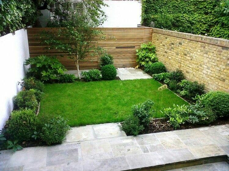 Nápady ven, zahrada, terasa, voda - I mini prostor může být fajn