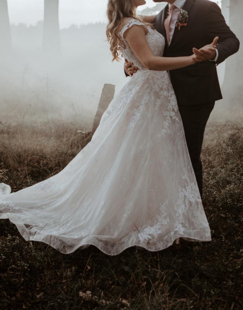 svatební šaty Farletta - Obrázek č. 1