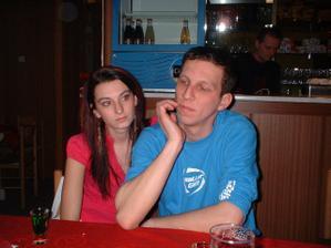 Zásnubní oběd s rodinou... 8.3.2009