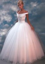 Krásná tylová sukně