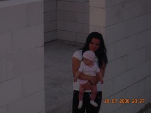 to som ja s milovanou dcérkou