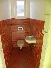 dokončené wc