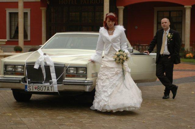 *Z & V*   20. 10. 2007 - naše autíčko