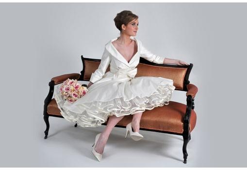 AZ inspirace I. - svatební šaty - ty jsou fakt nádherný