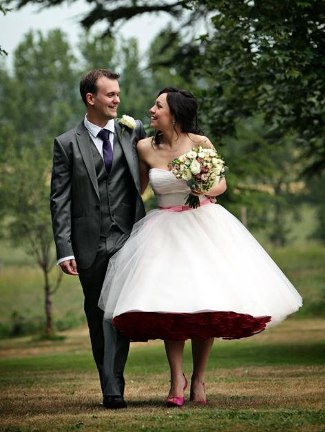 AZ inspirace I. - svatební šaty - Obrázek č. 119