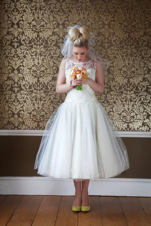 AZ inspirace I. - svatební šaty - Obrázek č. 16