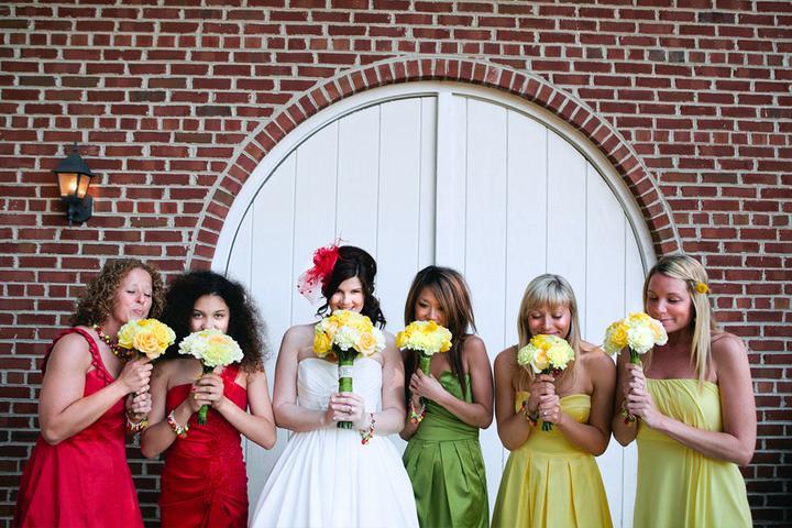 AZ inspirace V. - družičky a další svatebčané - Obrázek č. 20
