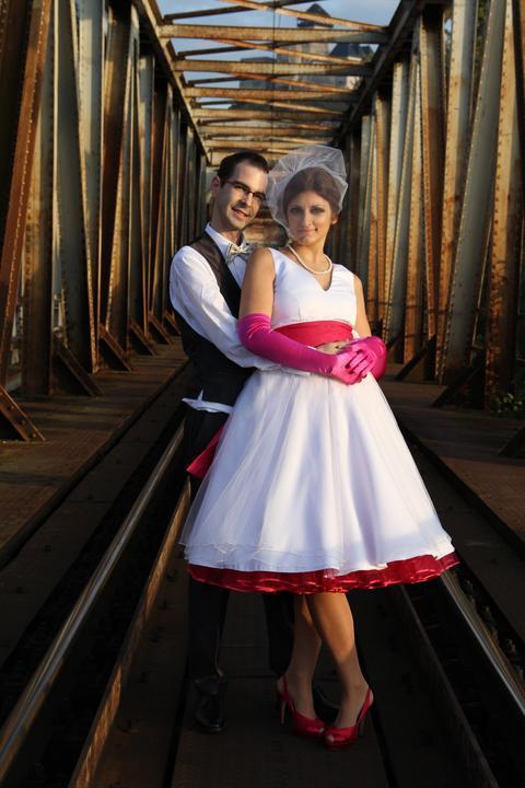 AZ inspirace I. - svatební šaty - Obrázek č. 98