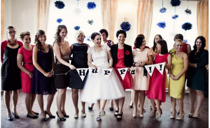 AZ inspirace V. - družičky a další svatebčané - Obrázek č. 22