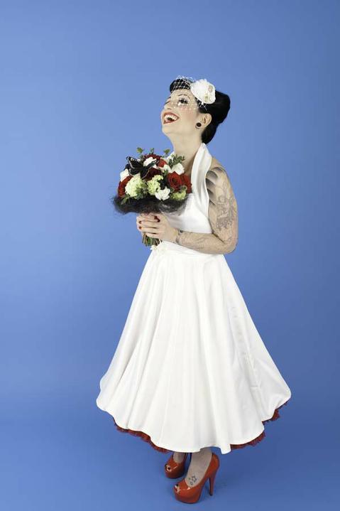 AZ inspirace I. - svatební šaty - Obrázek č. 71