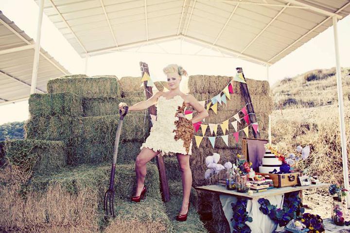 Inspirace na fotky - tohle je naprosto parádní fotka!!! no prostě fotku s vidlema chci taky:-):-)