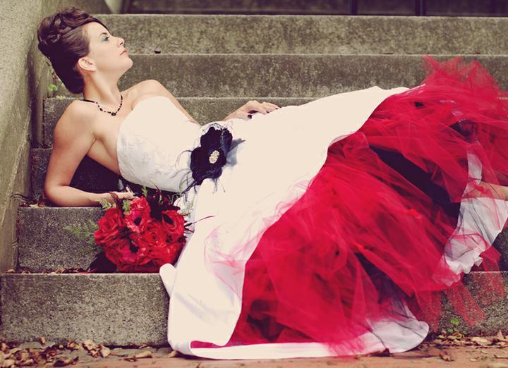AZ inspirace I. - svatební šaty - paráááda!!
